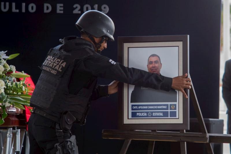 Policía sanjuanense detiene a un presunto ladrón en Los Nogales