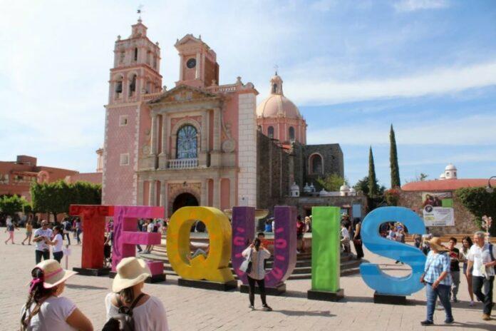 'Fiesta del Pueblo' en Tequisquiapan Pueblo Mágico
