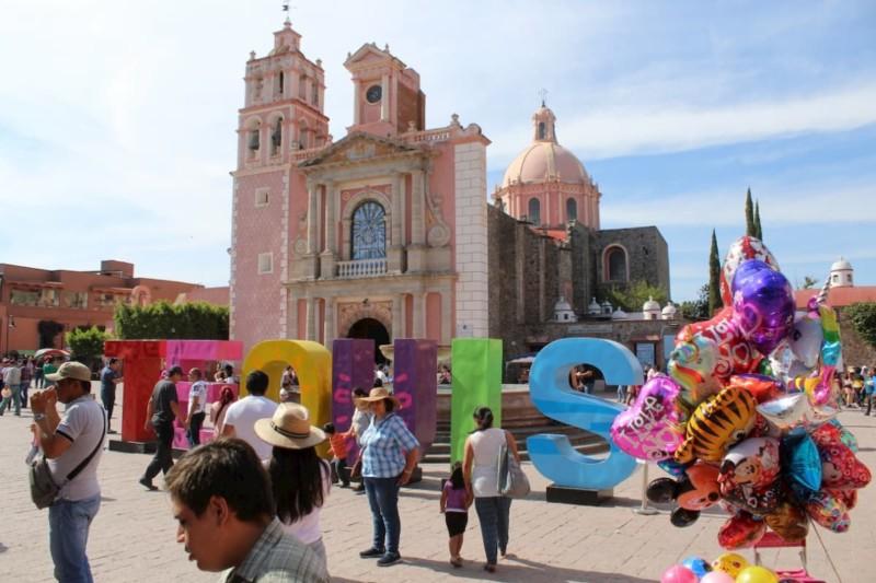 Fiesta del Pueblo en Tequisquiapan Pueblo Mágico