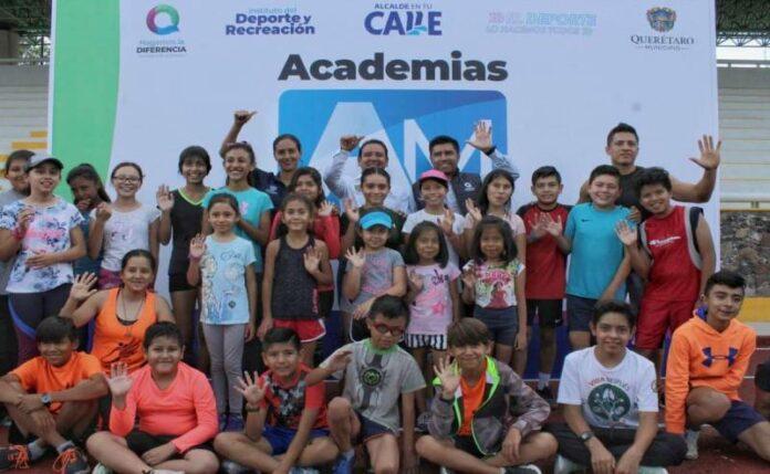 Inicia el Municipio de Querétaro las Academias Multidisciplinarias Gratuitas