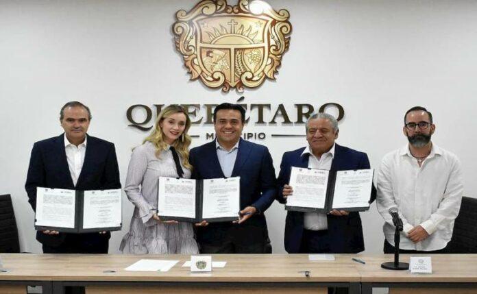 Promover desde las escuelas la tolerancia y diálogo para un Querétaro de paz: Luis Nava
