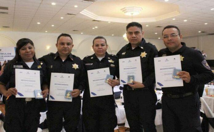 Reconoció el Municipio de Querétaro a 601 trabajadores por sus años de servicio