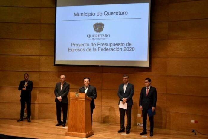 Inaceptable una reducción del presupuesto a los municipios: Luis Nava