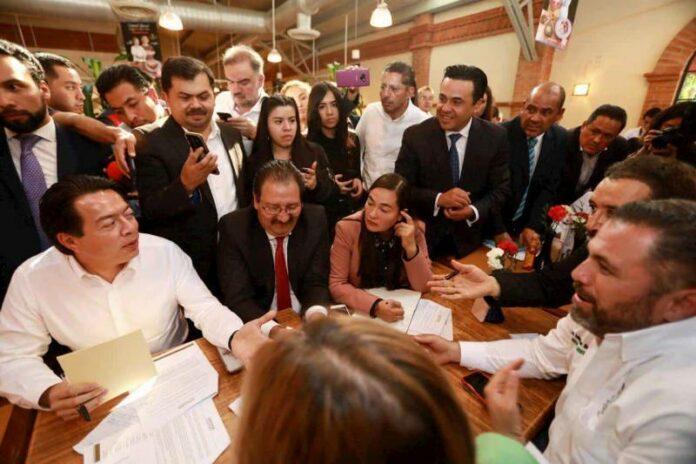 Alcaldes Logran Compromiso De Diputados Federales Luis Nava