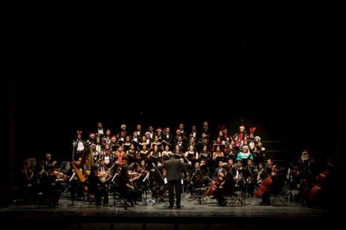 Ofrece Fba De La Uaq Concierto Bellas Artes Vive La Navidad 1