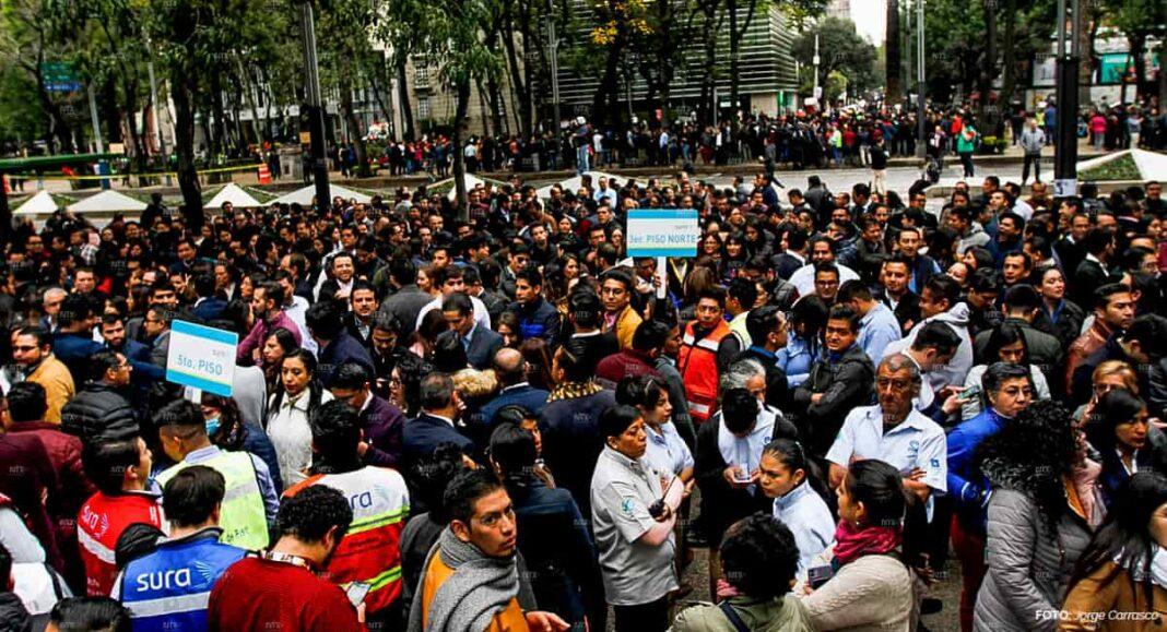 Estiman 50 Millones De Mexicanos En Macrosimulacro