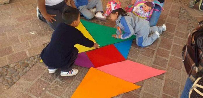 Realizan En Preescolar Encuentro Cultural Y Deportivo Para Fortalecer Identidad Y Valores