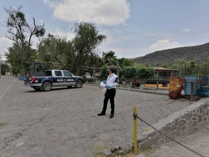 Ante covid-19 refuerzan Vigilancia Ciudadana en comunidades de Pedro Escobedo