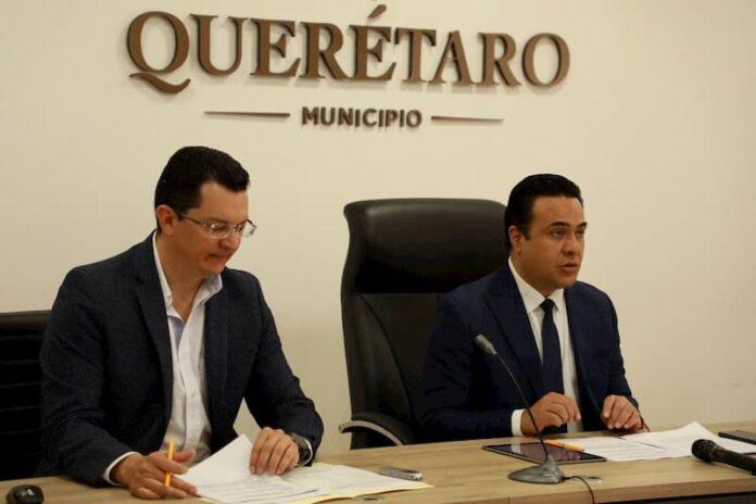 Anuncia Luis Nava Apoyo Economico De 100 Mdp Por Contingencia En Santiago De Queretaro