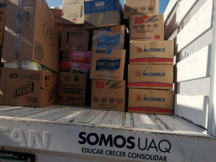 Apoya Uaq A Estudiantes Trabajadores Y Sus Familias Durante Pandemia