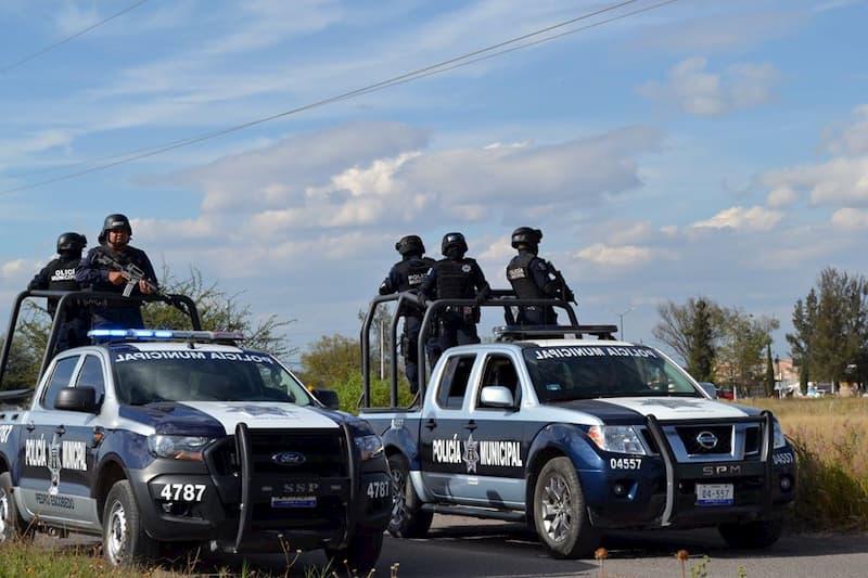 Incrementarán sueldo a policías de Pedro Escobedo