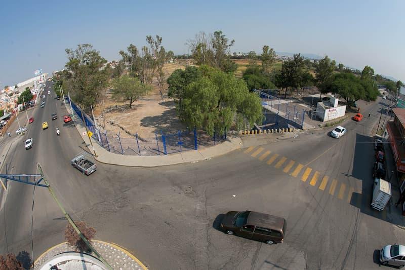 Autorizan recursos para parque recreativo en zona oriente de SJR Querétaro