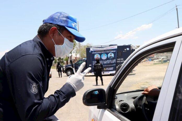 Detectan 46 Posibles Casos De Covid 19 En Filtros De Acceso A Queretaro