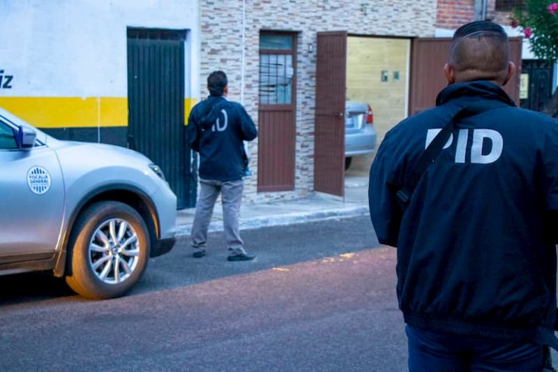 En prisión hombre que realizó pintas en casa de enfermera de Querétaro