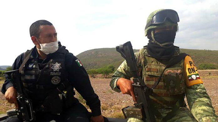 Fuerzas Armadas Ayudaran A Tareas De Seguridad