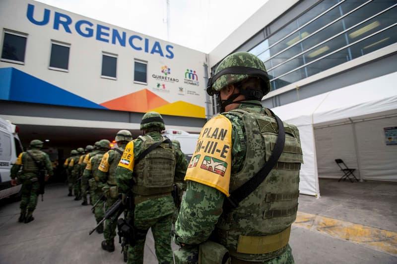 Querétaro con 77 muertes por Covid-19, registran 680 casos confirmados. Foto Demian Chávez