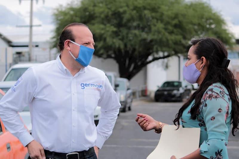 Regidor Germain Garfias refrenda compromiso con ciudadanos de SJR Querétaro