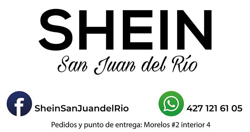 Shein San Juan del Río, pedidos y punto de entrega