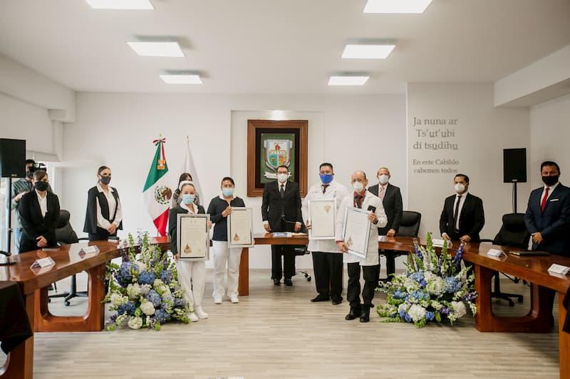 Conmemoran 489 aniversario de la fundación de San Juan del Río, Querétaro