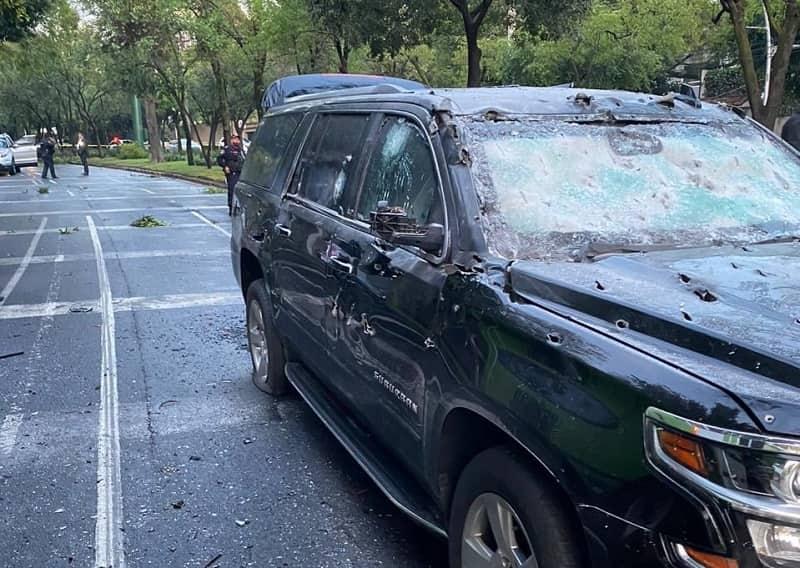 Diputados de MORENA condenan ataque a Omar García Harfuch en CDMX