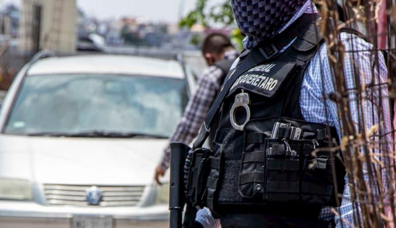 En prisión sujeto por despojar la cuenta a chófer de transporte público de Querétaro