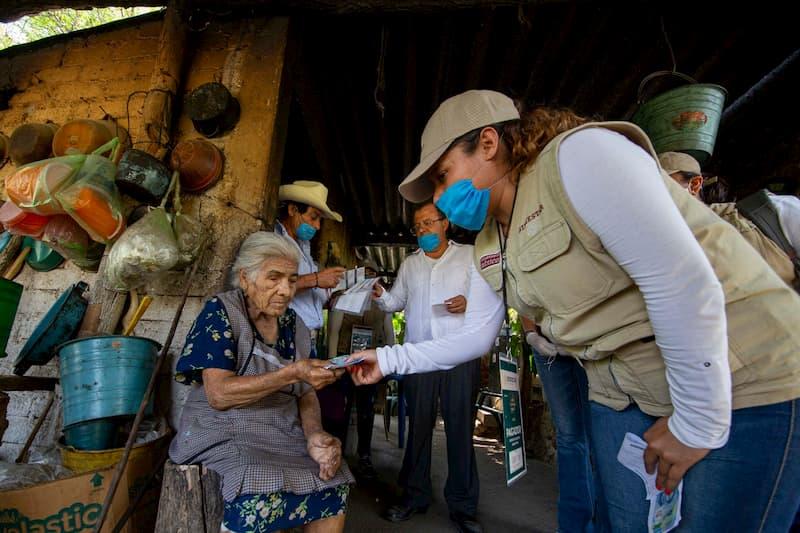 Entregará Gobierno de México 4 meses de Pensiones para el Bienestar
