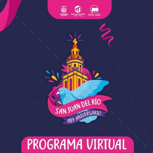 Festejos por 489 aniversario de San Juan del Río serán virtuales