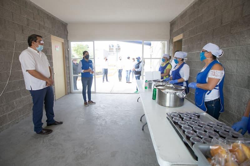 Inicia Primer Desayunador Comunitario En San Juan Del Rio (2)