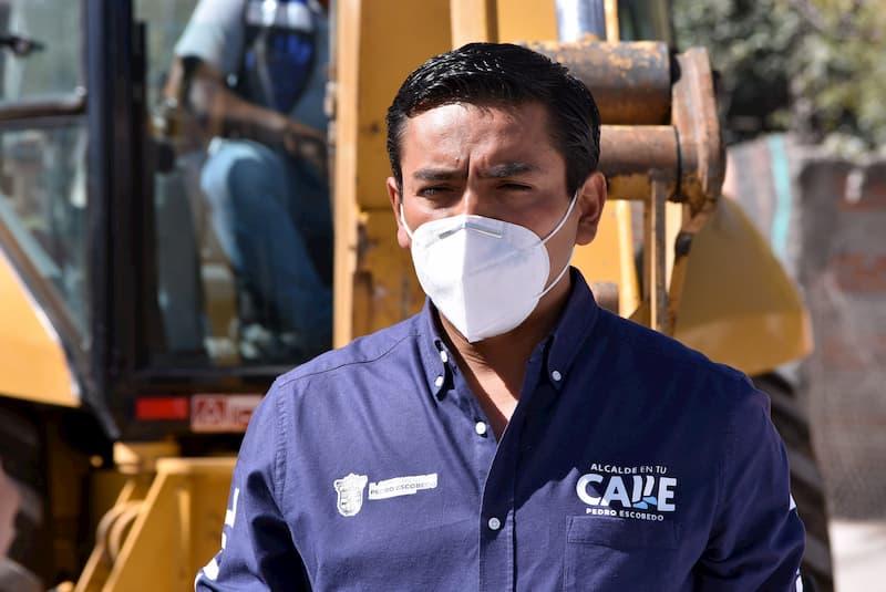 Inician obra de infraestructura en Dolores de Ajuchitlancito, Pedro Escobedo