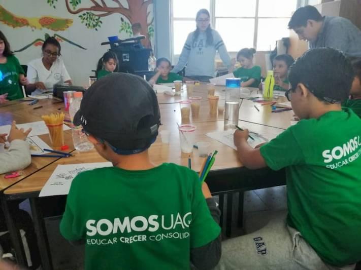 Ofrecerá UAQ por primera vez Curso de Verano Infantil en línea