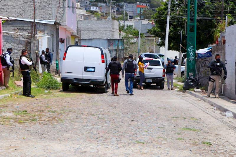Por una deuda 2 sujetos matan a un hombre en San Pedrito Peñuelas, Querétaro