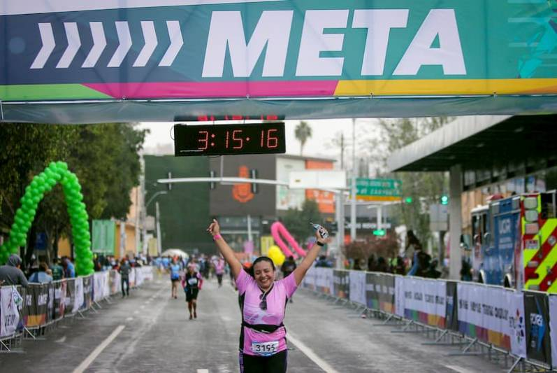Posponen para 2021 Querétaro Maratón y Carrera Nocturna en Querétaro