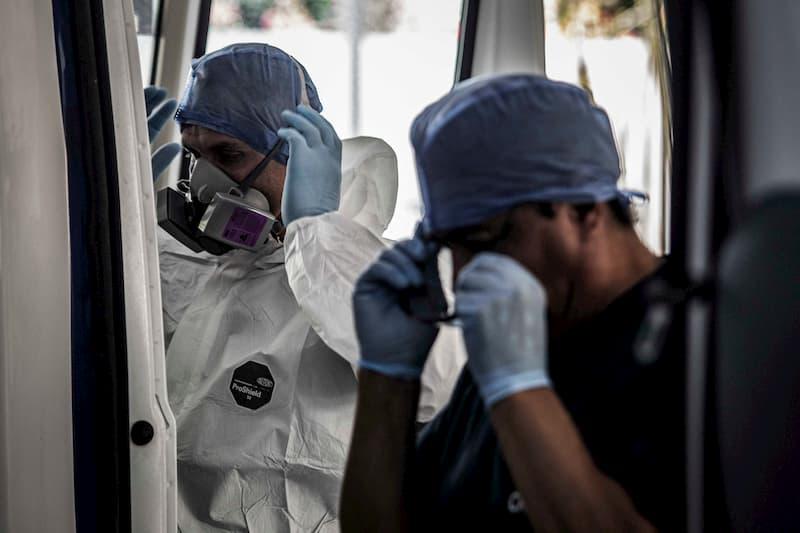 Querétaro con mil 850 casos de enfermedad COVID-19