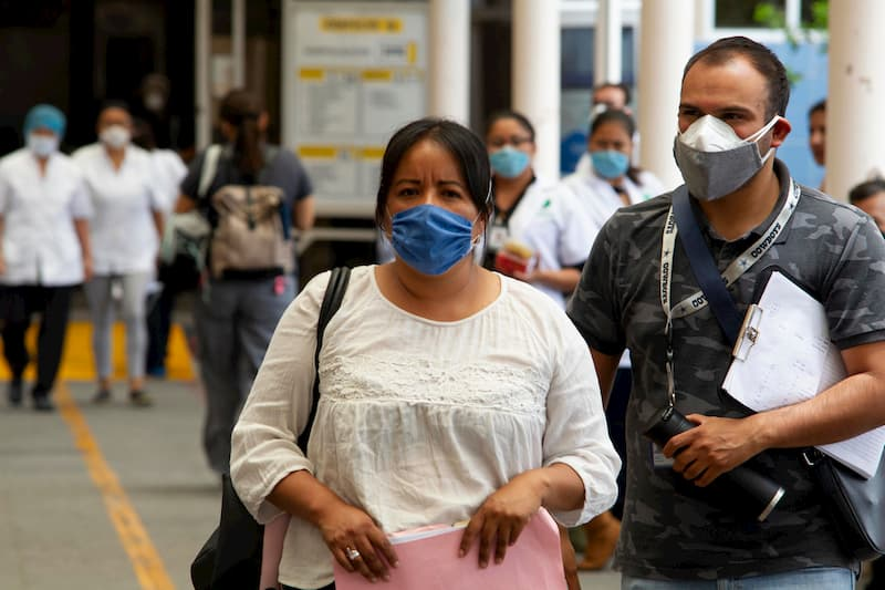 Querétaro supera los 2 mil casos de Covid-19, con 275 muertes
