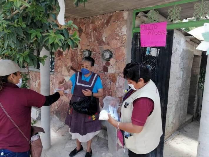 128 mil queretanos ya recibieron su Pensión para el Bienestar del Gobierno de México
