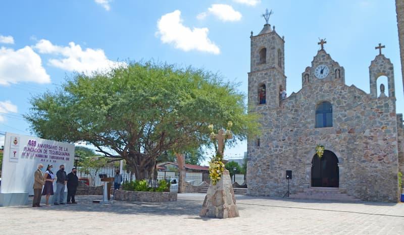 Conmemoran 469 aniversario de la fundación de Tequisquiapan Querétaro