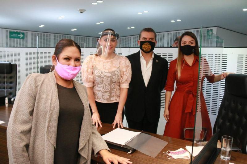 Informe de actividades Grupo Legislativo del PRI en Querétaro