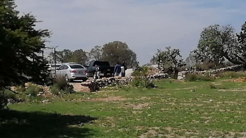 Localizan 2 personas ejecutadas y degolladas en Puerta de Palmillas San Juan del Rio QRO
