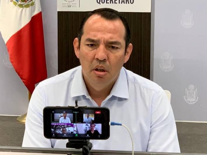 Roberto Cabrera expone beneficios de reforma a Código Urbano en SJR Querétaro