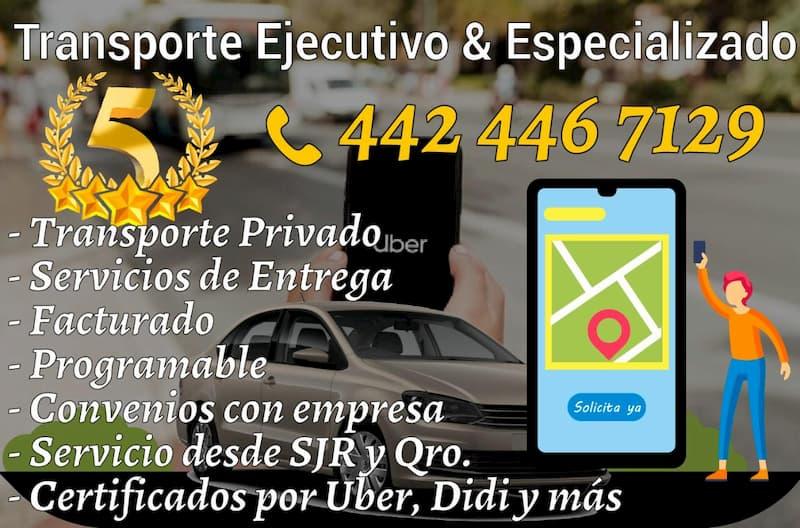 Taxi ejecutivo