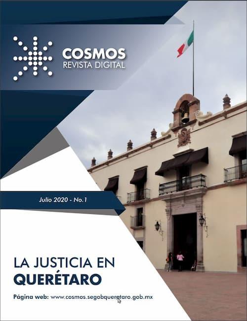 Comision Cosmos lanza revista digital Justicia Penal en Queretaro 1