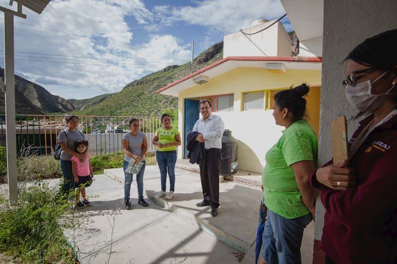 Escuelas de Querétaro reciben