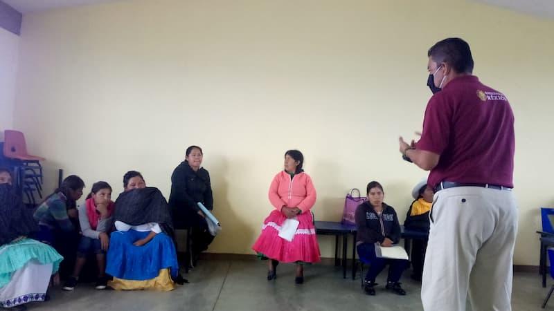 Familias queretanas en situación de marginación son censadas por el Gobierno de México