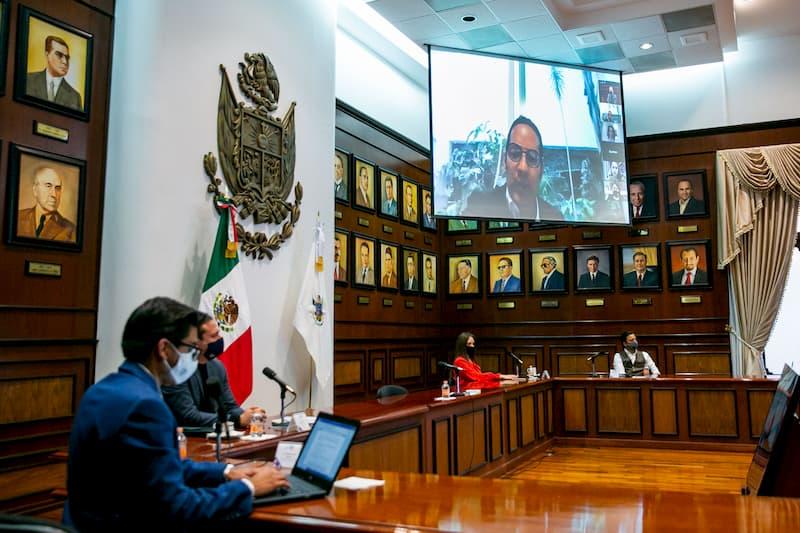 Inaugura gobernador la Semana Digital de la Educacion e Inclusion Financiera en QRO
