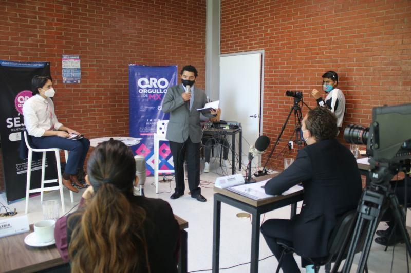 Jovenes debaten en linea sobre tematicas en torno a Covid 19 2