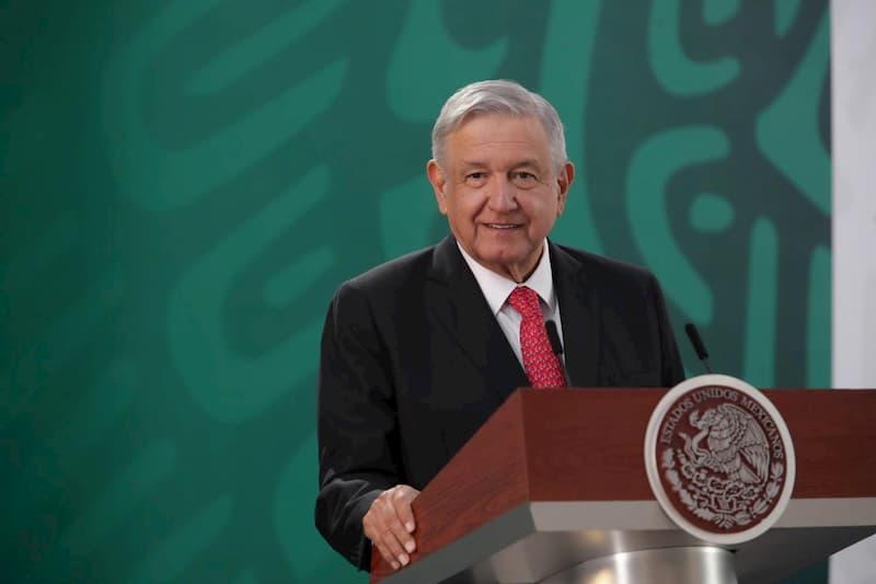 Presidente Lopez Obrador reafirma compromiso de consolidar sistema democratico 1