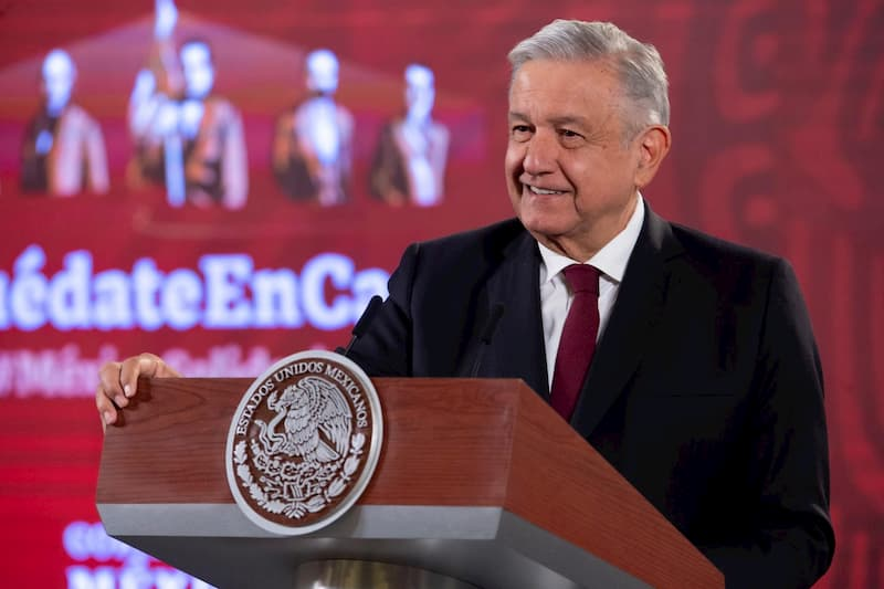 Presidente anuncia produccion de vacuna contra COVID 19 en Mexico acceso sera gratuito y universal 1