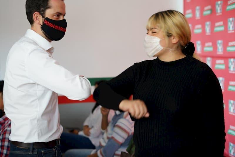 Quienes cometan corrupcion que se vayan a la carcel PRI Queretaro