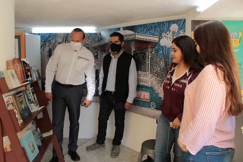 Regidor Germain Garfias promueve a artesanos sanjuanenses 1