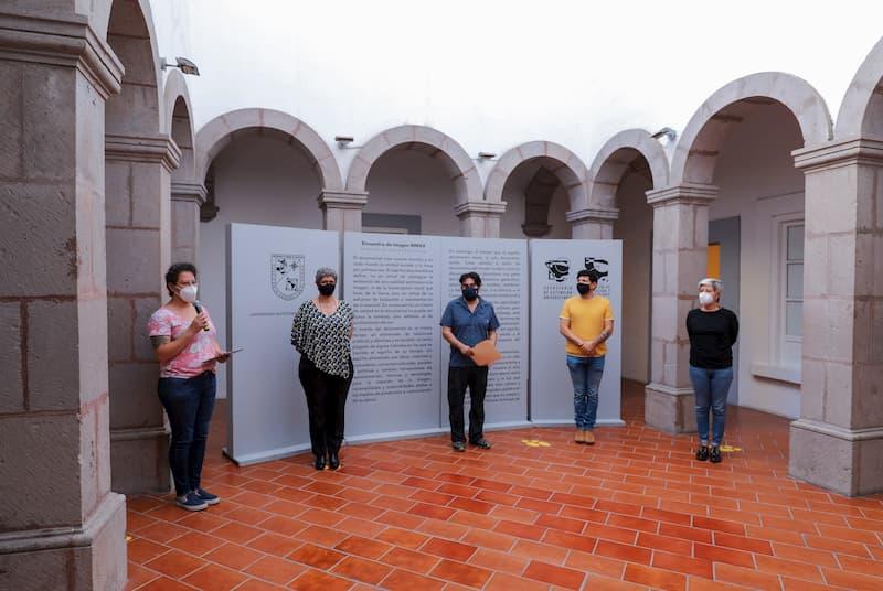 UAQ inaugura el segundo Encuentro  de Imagen MMXX en el CABQA